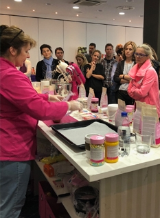 """""""A win-win situation during the CakeSupplies Experience Day"""""""